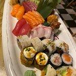 Fotografia de Sushi dos Sá Morais
