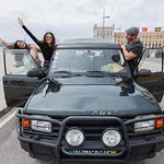 Private Jeep Tour From Lisbon to Belem with a Local