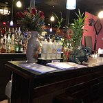 Dragon House Chinese Restaurant - bar area