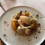 Fontaine Gaillon / Sablé aux pommes rôties