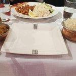 aubergine et riz