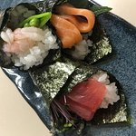 [Hand-rolled sushi experience] using Hokkaido ingredients can be easily done by more than 2 people! !