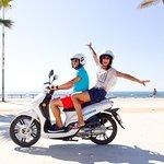 Alquiler de scooter en Barcelona