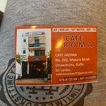 Фотография Barista Cafe Aroma Unawatuna