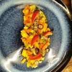 Salada de fruta, deliciosa