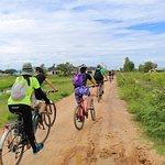 Killing Field y Paddy Rice Fields Bike Ride