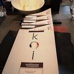 Fotografija – Koi Sushi & Asian Fusion Cousine