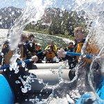 8 millas de Whitewater Standard Raft