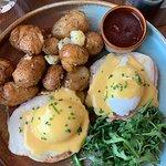 Photo de The Bison Restaurant