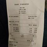 صورة فوتوغرافية لـ Bar Parada