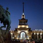 Evening walking tour in Yerevan