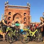Tour en bicicleta por la vieja Delhi