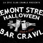 Fremont Las Vegas Halloween Bar Crawl - Tagestour