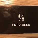 Bilde fra Easy Beer