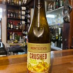 Our first taste of cider was at Redcliff