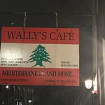 Wally's Cafe (Emeryville) Foto