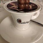Caffè con dolcetto