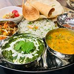 North india Thali Meals