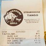 Photo de Steakhouse Tango Grill