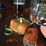 Beef cheek croquettes