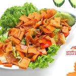 Salad is the essence of life 💕 Salad adalah intipati kehidupan  💕⠀⠀ 沙拉是生活的精髓 💕 السلطة هي جوهرة الحياة 💕 ⠀⠀  -⠀⠀ #MalaysiaFood ⠀ #ArabicFood ⠀ #QasarBalqis⠀ #Yemen⠀ #YemeniFood ⠀ #Halal ⠀ #Catering ⠀ #Nasi ⠀ #Makan