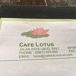 Cafe Lotus resmi