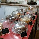 lovely selection of cakes