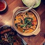 Restaurant Khujug Foto