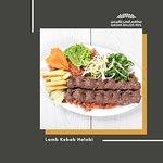 Made for you , Lamb Kebab Halabi at Qasar Balqis 🔥  為您量身打造,Qasar Balqis的Lamb Kebab Halabi خصيصاً لك , كباب لحم حلبي , فقط في قصر بلقيس  - #MalaysiaFood ⠀ #ArabicFood ⠀ #QasarBalqis⠀ #Yemen⠀ #YemeniFood ⠀ #Halal ⠀ #Catering ⠀ #Nasi ⠀ #Makan