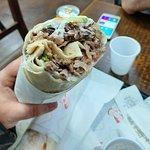 Kebab medio: ci si sazia sicuramente!