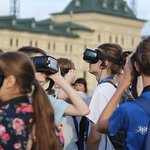 """Moscow """"Past and Future"""" Virtual Reality Tour """""""