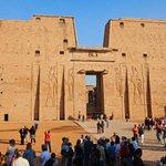 Dagstur till Edfu, Kom Ombo och Aswan från Luxor