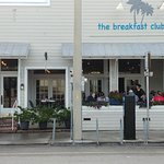The Breakfast Club too located across from the marina in Old Key West.