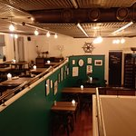 Restaurant Kastrup Strandpark - oppe fra 1 sal