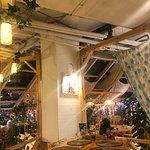 Фотография Лофт Ресторан На Крыше