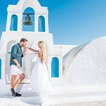 Vacation Photographer in Santorini