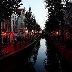 Rotlichtviertel von Amsterdam Interaktive Selbstführung mit mobiler App