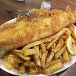 Giant haddock 15 quid