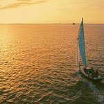 Private Key West Sunset Sail