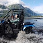 ATV Adventure in the Knik River Valley