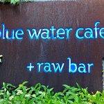Fotografia de Blue Water Cafe