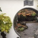 Paseo en bicicleta por el jardín meditativo: jardines japoneses y chinos