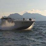Amalfi Coast and Capri cruise from Sorrento - yacht 40'