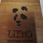 Photo of UNO japanese noodles pdc