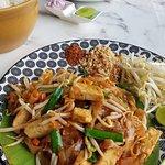 Pad Thai vegan style