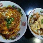 Katsudon y Tendon