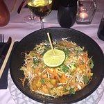 pad thai crevettes, juste excellent !