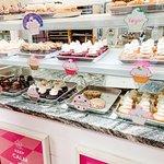 Cupcake Display inside
