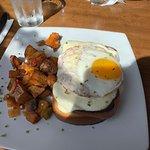 Croque Madame, Cafe Berlin
