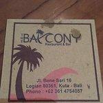 The Balcony Restaurant Bali照片